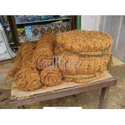Веревки плетенные фото