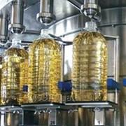 Растительное масло рафинированное фото