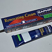 SAPHIR - 81 Восстановитель кожи Creme RENOVATRICE, 25мл. (bouleau) фото