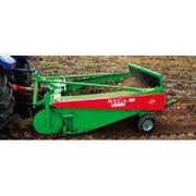 Картофелекопатель WEGA 1400/1600 фото