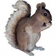 Белочка с орешками 28 х 21 см фото