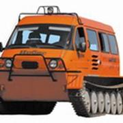"""Снегоболотоход ГАЗ-34039 """"Ирбис"""" фото"""