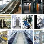Консультации в выборе лифтов и эскалаторов фото