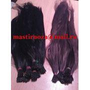 Узбекские натуральные волосы по качестве Славянские и южнорусские Длина от-30см до-100см ОПТОМ фото