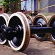 Колесная пара РУ1Ш-957-Г фото