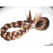 Натуральные волосы в срезах фото