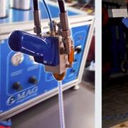 Оборудование для литья полиуретана и силикона. фото