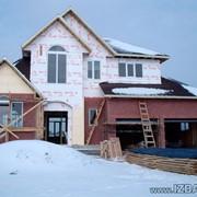 Проектирование коттеджей. Украина, Киев. Проектирование и cтроительство коттеджей по канадской деревянно-каркасной технологии «под ключ». Возможность просмотра построенных домов. фото