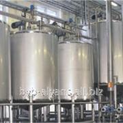 Смеситель для нефтехимической промышленности V= 14 м3 фото