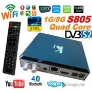 Мини ПК Android TV Box VenBOX ITV-K1 Quad-Core Amlogic фото