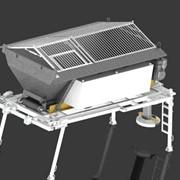 Оборудование для распределения противогололедных материалов КДМ156 фото