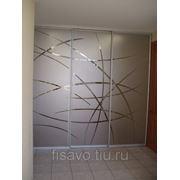 Витражи для межкомнатных дверей DP-21 фото