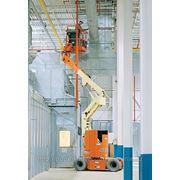 Электрические строительные подъемники JLG EU-E300AJP фото