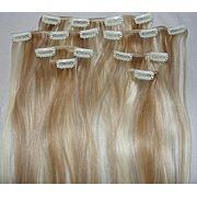 Натуральные волосы на трессах фото