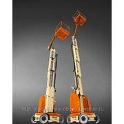 Электрические строительные подъемники JLG EU-T8E фото
