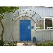 Ворота, двери фото