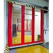 Ворота для промышленных предприятий RapidRoll® 355 фото
