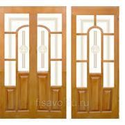 Витражи для межкомнатных дверей DG-9 фото