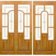 Витражи для межкомнатных дверей DG-8 фото
