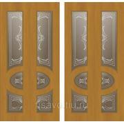 Витражи для межкомнатных дверей DG-15 фото