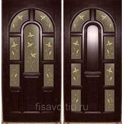 Витражи для межкомнатных дверей DG-23 фото