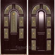 Витражи для межкомнатных дверей DG-24 фото