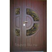 Витражи для межкомнатных дверей DG-38 фото