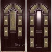 Витражи для межкомнатных дверей DG-25 фото