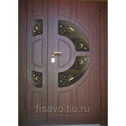 Витражи для межкомнатных дверей DG-34 фото