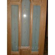 Витражи для межкомнатных дверей DG-104 фото