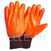 Перчатки морозонефтемаслостойкие (манжет- резинка) фото