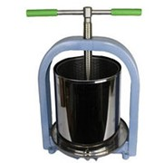 Пресс винтовой 20 л. для отжима сока из фруктов, ягод и овощей фото