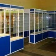 Торгово-выставочное оборудование фото