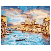 "Картина по номерам ""Очарование Венеции"" размер 40x50 (арт. GX22296) фото"