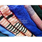 Полотенце махровое фото