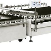 Полуавтоматическая производственная линия для резки стекла фото