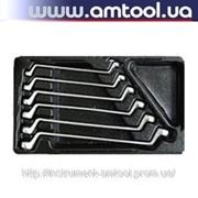 Набор ключей накидных T40693 фото