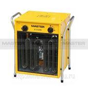 Электрический тепловентилятор MASTER B 15 EPB фото