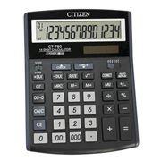 Калькулятор настольный CITIZEN CT- 780 фото