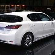 Автомобиль Lexus CT 200h фото