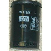 Масляный фильтр MANN W 719/5 фото