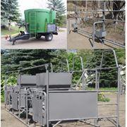 Оборудование для кормоприготовления и содержания КРС фото