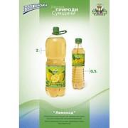 """Напиток безалкогольный """"Лимонад"""" ТМ Іволжанська 2л фото"""