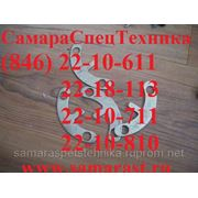 Пластина шплинтовочная БКГМ-020-00-15 фото