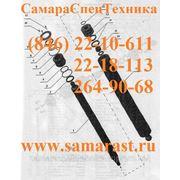 Гидроцилиндр БКМ-331.64.01.000 домкрата, опоры (ЦГ-100.70х800.67) фото