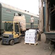 Перевозки железнодорожные грузов фото