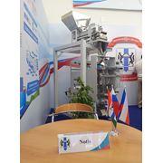 Весовой упаковочный автомат машина эконом-класса для фасовки сыпучих продуктов МДУ-НОТИС-01М-Э-420-Д1 фото