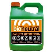 Пропитка-антисептик консервант для древесины Бионейтрал W7 фото