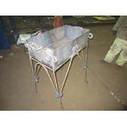 Оборудование для производства бетонных изделий. Формы металлические для железобетонных изделий фото