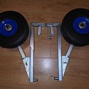 Транцевые колеса BVS КТ400slick фото